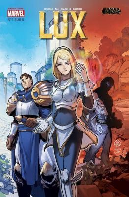 Lux comics Marvel