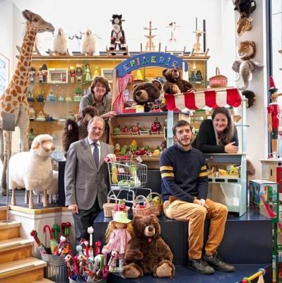 Maison Serneels (jouets)