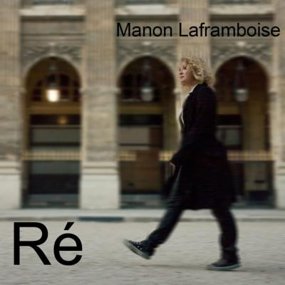 Manon Laframboise - cover album Ré
