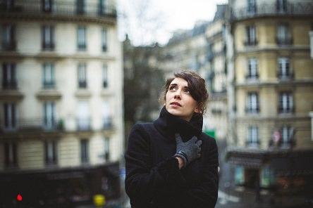 Marie Baraton présente l'album Ma folie aime