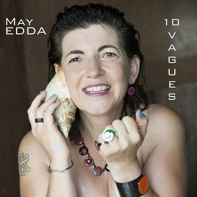 10 vagues : l'album de May Edda