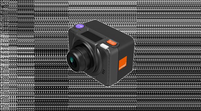 Mini caméra sportive 4G Cam d'Orange