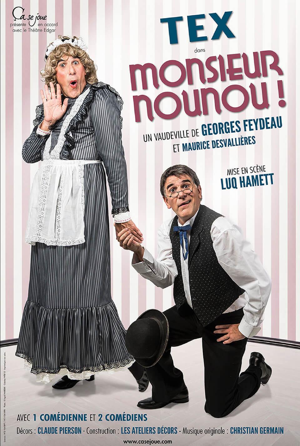 Monsieur Nounou - Tex