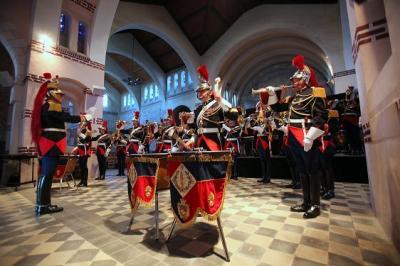 Musique et choeur de l'armée francaise