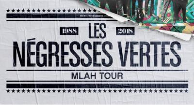 Négresses vertes - mlah