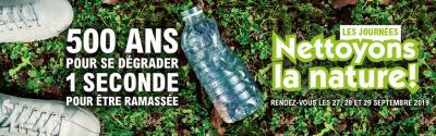 Nettoyons la nature 2019 - E leclerc