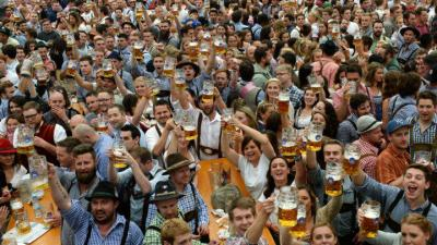Oktoberfest - Fête de la bière à Munich (crédit photo France 24)