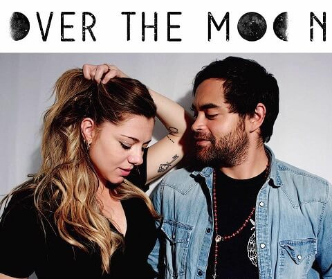 Over the Moon - Faith