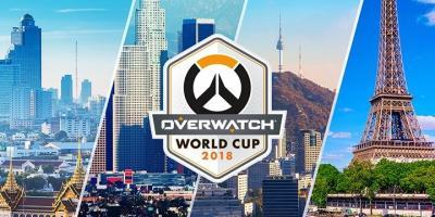 Overwatch coupe du monde 2018