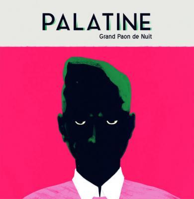 Palatine - Grand paon de nuit