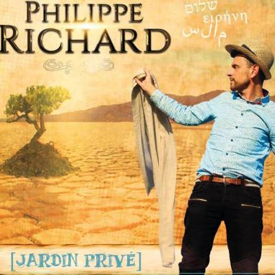 Philippe Richard - Cover Jardin privé