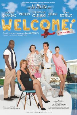 Pièce de théâtre Welcome à St Tropez