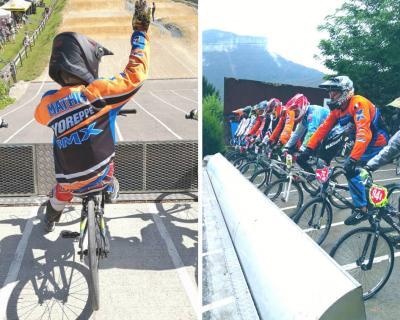 Piste BMX Voiron Voreppe