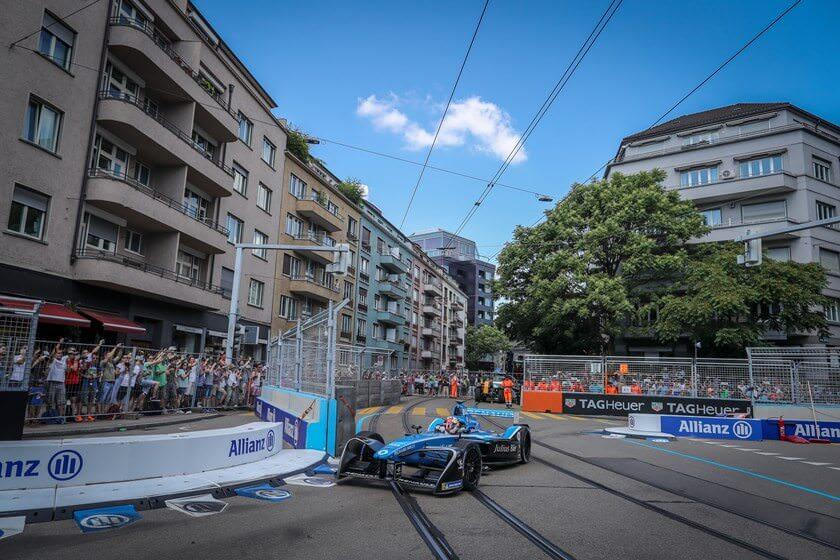 Renault e.dams Zurich 2018