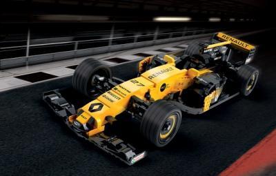 Renault F1 Lego
