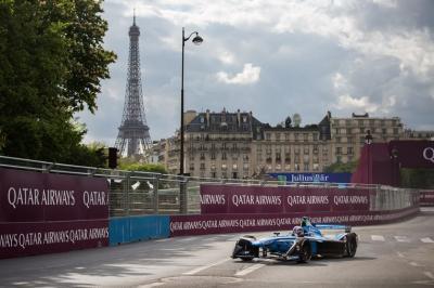Renault formule E Paris 2018
