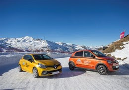 Renault sport Val Thorens