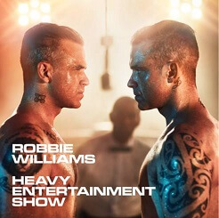 Robbie Williams - L'album Heavy entertainment show
