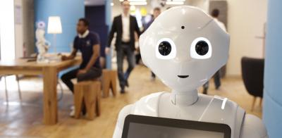 Pepper : un robot humanoïde