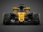 RS17 Renault sport F1