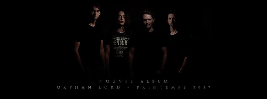 Le groupe Sadraen présente son album Orphan Lord