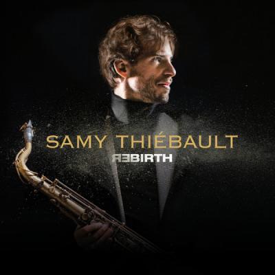 Samy Thiebault - pochette album Rebirth