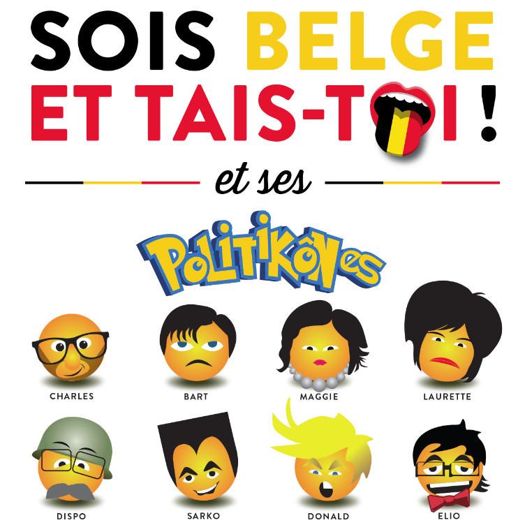 Sois belge et tais toi