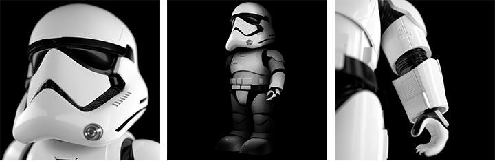 Star Wars stormtrooper - Ubtech