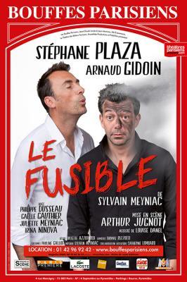 Stephane Plaza - pièce de théâtre Le fusible