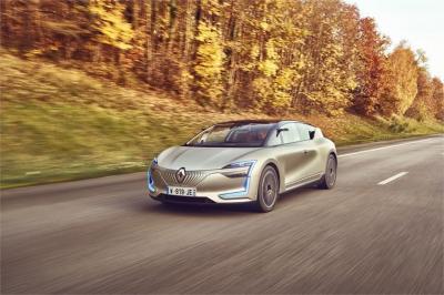 Symbioz Renault