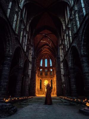 Symphonie de feu 2018 Abbaye de Villers