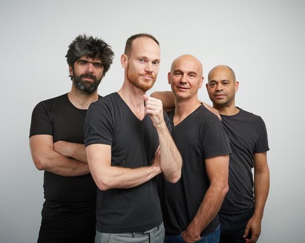 Thomas Grimmonprez quartet