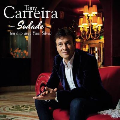 Tony Carreira - single Sodade