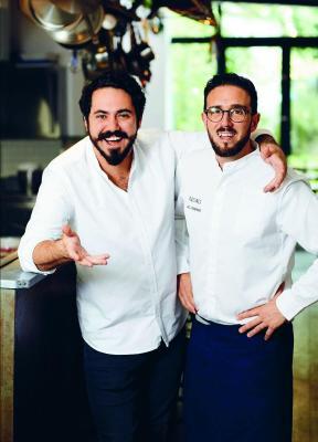 Ugo Federico et Francesco Cury