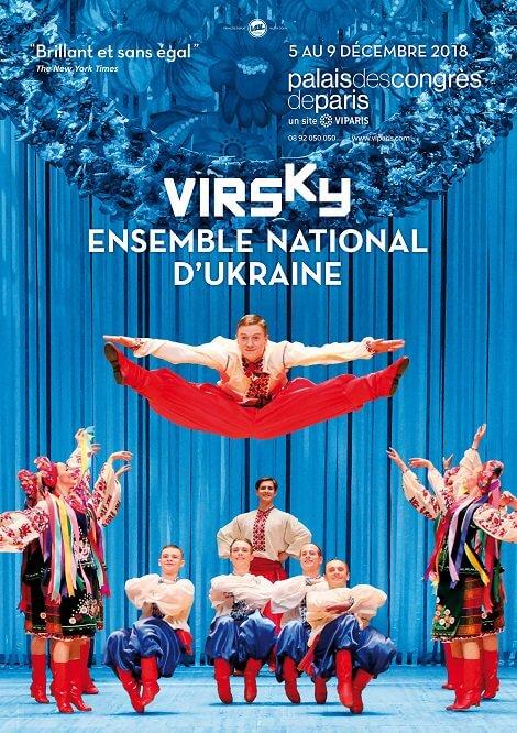 Virsky - Palais des congrès