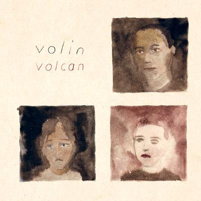 Volin cover album Volcan