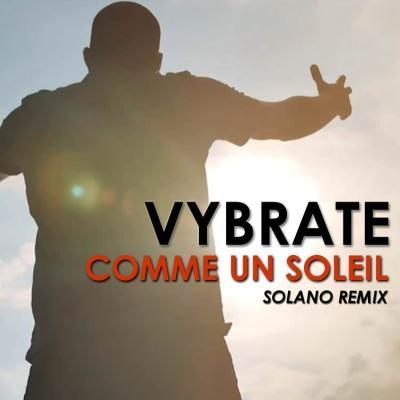 Vybrate - Comme un soleil visuel