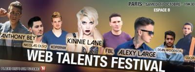 Web talent festival 2015