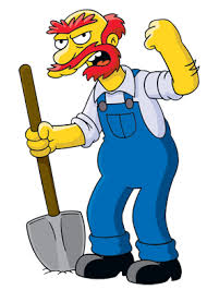Willie - le jardinier