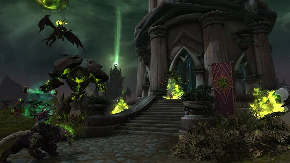 Wow tomb of sargeras