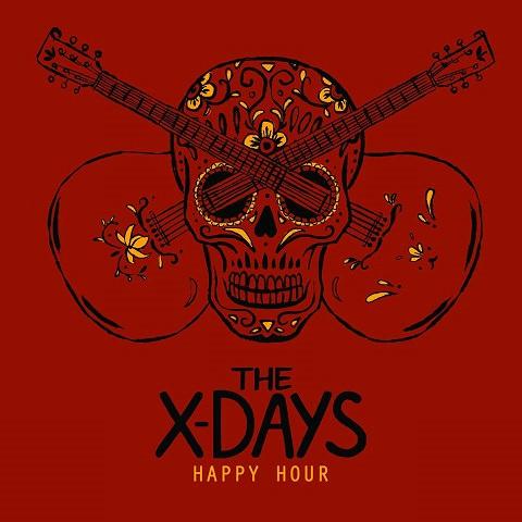 The X-Days présente son EP Happy hour
