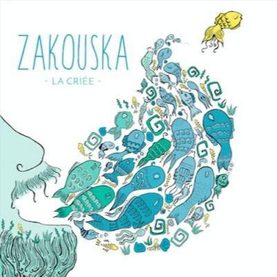 Zakouska - La criée