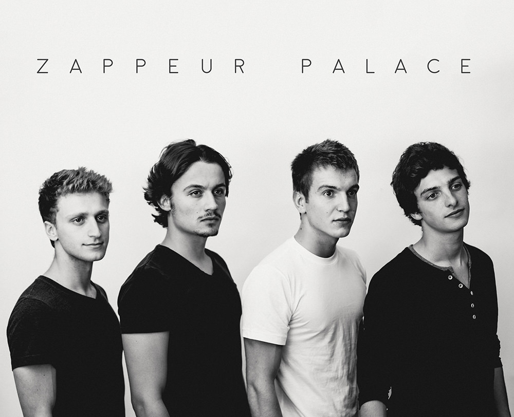 Zappeur Palace : leur single Sarcophage