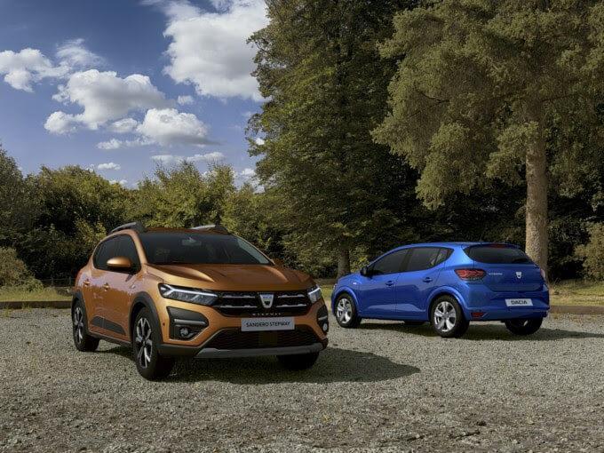 3ème génération Dacia Sandero 2020