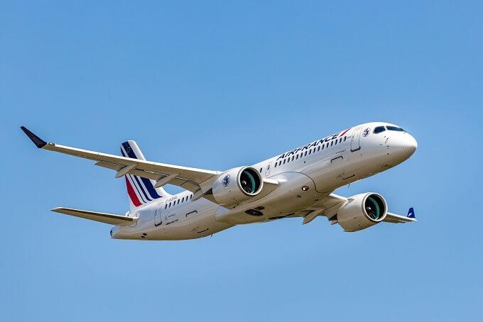 Airbus A220-300 Air France