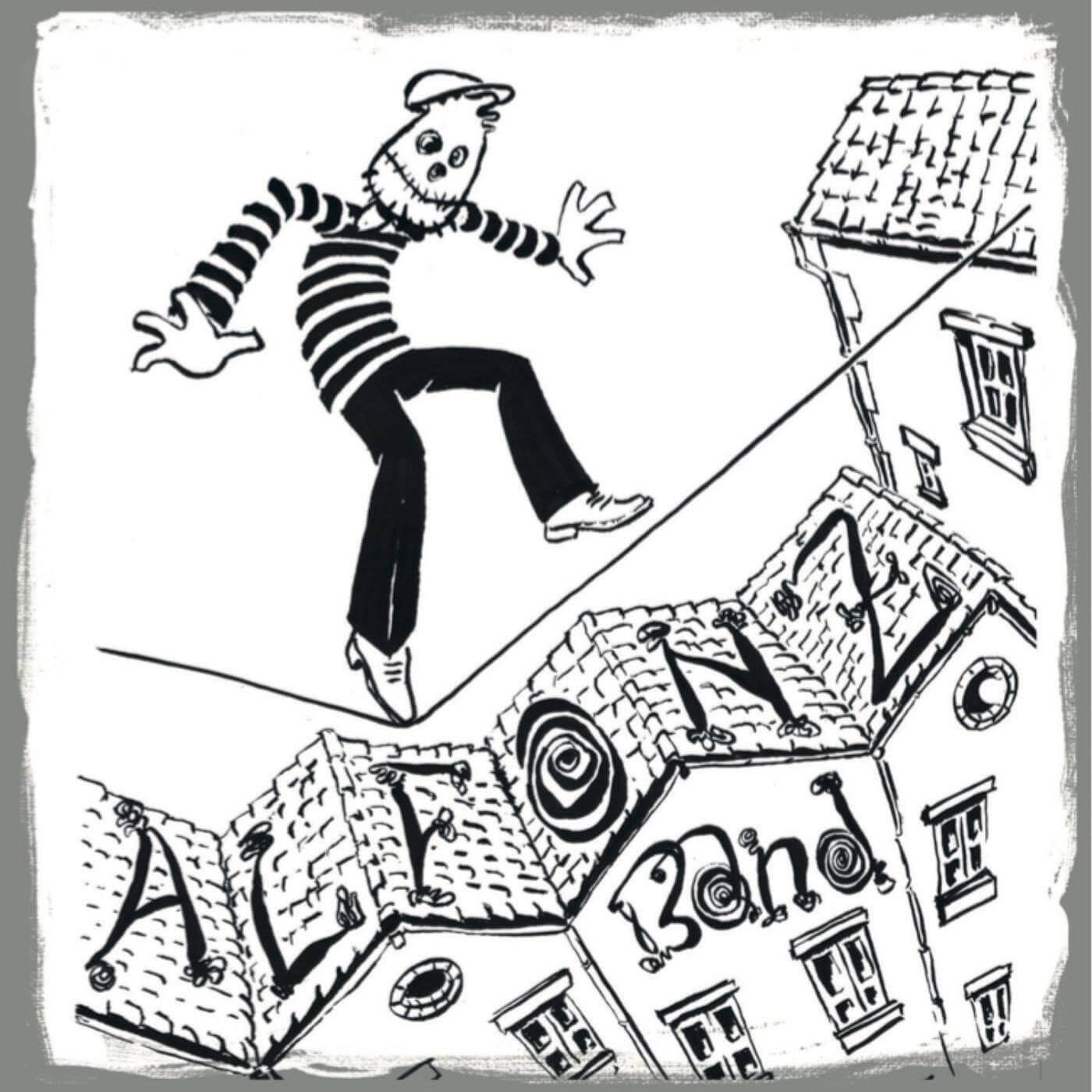 Alfonz Band : un clip pour l'EP Equilibre