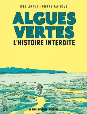 Algues vertes - Ines Leraud