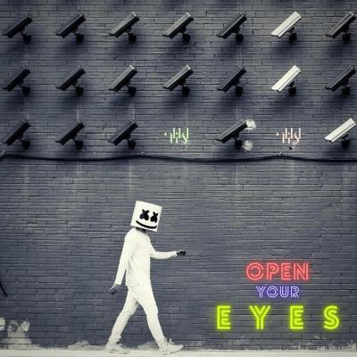 Alitsh - Open your eyes