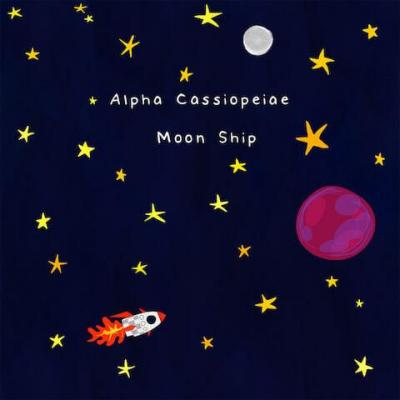 Alpha Cassiopeiae  - Moon Ship