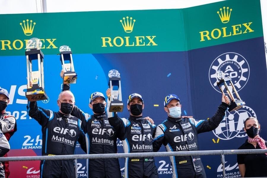 Alpine 24h Mans 2021